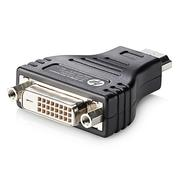 Адаптер HP HDMI to DVI Black (F5A28AA)
