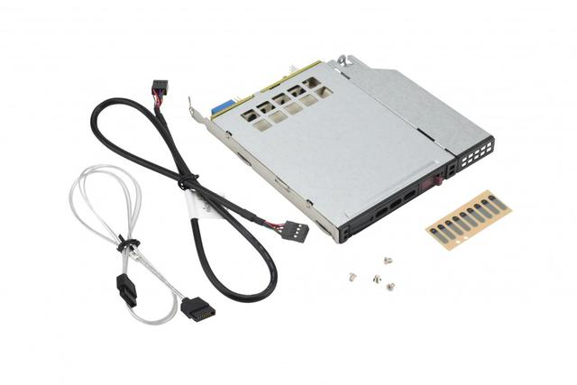 Дисковая корзина Supermicro Hot-swap Slim Drive Kit DVD (MCP-220-81506-0N)