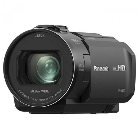 Цифровая видеокамера Panasonic HC-V800EE-K HDV Flash Black (HC-V800EE-K)