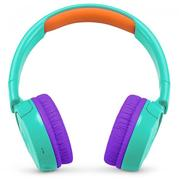 Наушники JBL JR300BT Tropic Teal (JBLJR300BTTEL)
