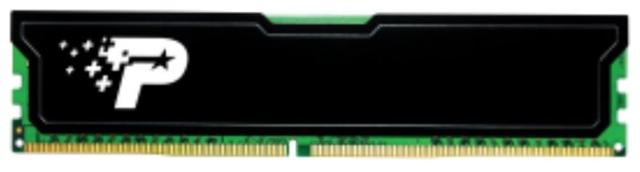 Модуль памяти Patriot Original DDR4 4Gb (1x4Gb) 2666MHz (PSD44G266641H)