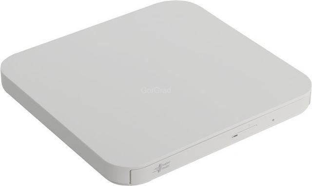 Оптический привод DVD±RW H-L Data Storage SlimU USB White (GP90NW70.AHLE10B)