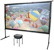"Экран проекционный Elite Screens Yard Master 2 Dual 120"" 16:9 266x149 (OMS120H2-DUAL)"