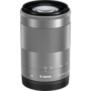 Обєктив Canon EF-M 55-200mm f/4.5-6.3 IS STM Silver (1122C005)