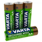 Аккумулятор Varta Rechargeable Accu Endless AA 1.2V 4 шт. (56666101404)