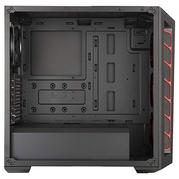 Корпус Cooler Master MasterBox MB510L Colour Red без БП Black (MCB-B510L-KANN-S00)