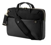 "Сумка для ноутбука HP Duotone Briefcase 15.6"" Black/Gold (4QF94AA)"