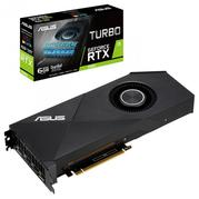 Видеокарта 6Gb Asus GeForce RTX 2060 GDDR6 192-bit Turbo (TURBO-RTX2060-6G)
